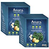 Amara Baby Food, Healthy Baby & Infant Food, Organic Fruits and Cereals for Baby's First Meals (Kale & Potato, Pack of 2)
