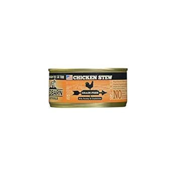 Redbarn Chicken Stew, Grain Free Cat Food, No Artificial Flavors 5.5 Ounce - Pack Of 24
