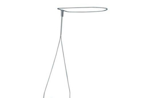 ComfortBaby ® HImmelstange / Himmelhalter zum Hineinstecken weiß Höhe: ca. 70 cm