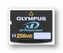 Card Picture Xd 256mb Digital - Olympus 202030 H-256 MB xD Picture Card (Retail Package)