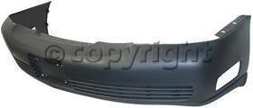 Cadillac Deville Aftermarket (2000-2005 Cadillac Deville(W/o Fog Lamps) Front Bumper Cover)