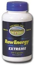 Premier One Raw Energy Extreme Mineral Supplements, 200 Count