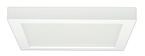 Satco Products S9343 Blink Flush Mount LED Fixture, 18.5W/9