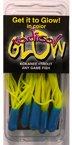Glow-1 1//2 inch-Pkg of 5 Tubes