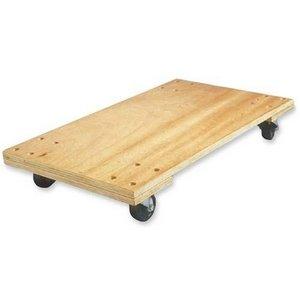SPR68978 - Sparco Solid Deck Hardwood ()