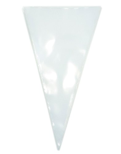[Extra Thick] Pridebit Pastry Bag Disposable Decorating Bags 50 Pack 12-Inch Piping Icing Bags