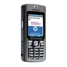 HP iPAQ 510 Voice Messenger - Smartphone - GSM - bar - Windows Mobile