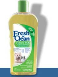 Fresh 'n Clean Flea and Tick Conditioning Shampoo – Fresh Clean Scent – 18oz, My Pet Supplies