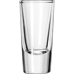 Libbey 1709712 1 Ounce Tequila Shooter (1709712LIB) Category: Shot Glasses by Libbey