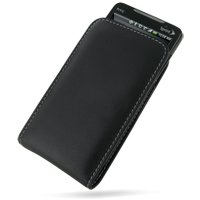 pdair-leather-case-for-htc-evo-4g-vertical-pouch-type-with-belt-clips-black