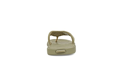 SoftScience Skiff 2.0 Canvas Comfort Casual Unisex Shoes Khaki M8/W10 CPRO7XbulT