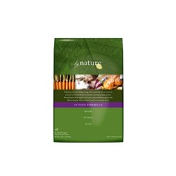 By Nature Natural Active Dry Dog Food 33lb, My Pet Supplies