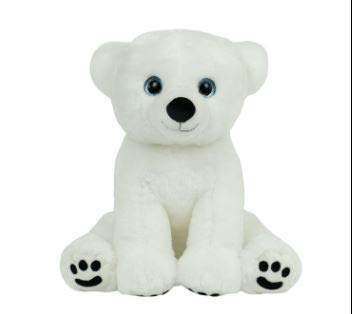 Record Your Own Plush 16 Inch Polar Bear - Ready To Love in a Few Easy Steps from Bear Factory