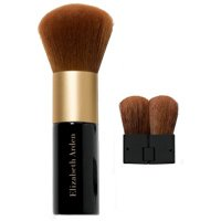 Elizabeth Arden Face Powder Brush with Folding Mini Brush