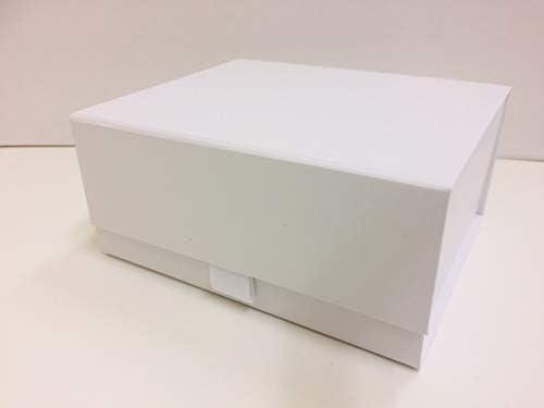 Aromabar - Caja de regalo magnética de lujo con lazo para dama de honor, novia, bebé, recuerdo: Amazon.es: Hogar