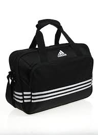 Adidas 3 Stripe Messenger Bag