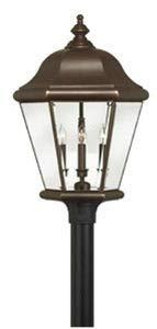 - Hinkley 2407CB Clifton Park Brass Outdoor Lantern Fixture, Copper Bronze
