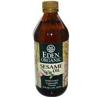 Eden Foods Oil Sesame Org by Eden