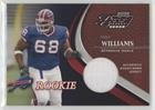 2002 Playoff Game - Mike Williams #/500 (Football Card) 2002 Playoff Piece of the Game - [Base] #132