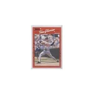 Tom Glavine 1990 Donruss MLB Card ()