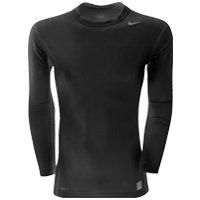Nike Kids Jr. Tiempo Rio IV (FG) Firm Ground Soccer Cleat Black/White Size 2.5 M US