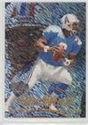 Steve McNair (Football Card) 1998 Flair Showcase - [Base] - Row - Flair 1998 Showcase