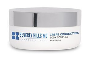 Beverly Hills Md Amazing Crepe Correcting Body Complex Cream For Sagging  Crepey Skin On Arms  Legs Hands Full Sz 4 Oz  For Tighter Skin By Bhmd