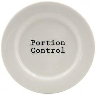 Portion Control - Plate  sc 1 st  Amazon.com & Amazon.com | Fishs Eddy Intervention-ware (Tray): Dinnerware Sets