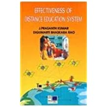 Effectiveness of Distance Education System