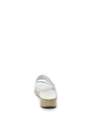 Bianco Grunland Ciabatta CI1331 P Donna PALO qqwp0SnP