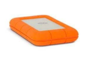 LaCie Rugged 2TB Thunderbolt and USB 3.0 Portable Hard Drive + 1mo Adobe CC All Apps (LAC9000489)