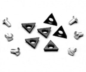 AMMCO 6918-6 Positive Rake Carbide Insert (6 ()