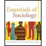 Bundle: Essentials of Sociology, 8th + Careers in Sociology Module : Essentials of Sociology, 8th + Careers in Sociology Module, Brinkerhoff and Brinkerhoff, David B., 0538463341