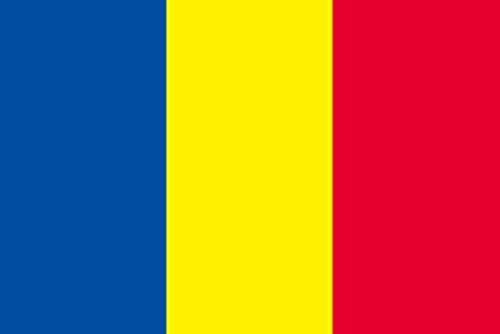 国旗 チャド No.2 No.23208(取寄商品) B01J1NQ5V4