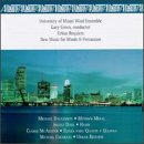 Music for Winds & Percussion - Percussion University Ensemble