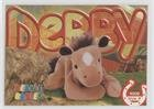 Derby the Horse with Fur Mane & Tail (Trading Card) 1999 Ty Beanie Babies Series 3 - [Base] #80