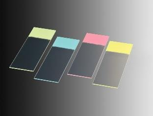Vwr Vistavision Microscopes - 16004-392 - 75 x 25 mm (3 x 1) - VWR VistaVision Color-Coded Microscope Slides - Case of 1440