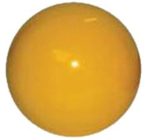Bola futbolin baquelita SM Amarilla 36 Gramos 34 mm: Amazon.es: Deportes y aire libre