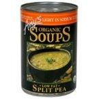 Amy's Kitchen Low Sodium Split Pea Soup 14.1 OZ