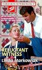 Reluctant Witness, Linda Markowiak, 0373707851