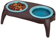 Pets At Play Collapsible Pet Feeder for Dogs/Cats