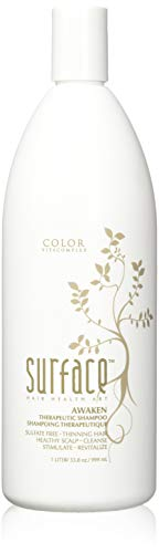 Surface Hair Healthy Scalp and Hair Thickening Shampoo, 33.8 fl. Oz from Surface Hair