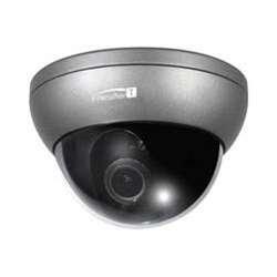 Dome Indoor Camera Lens - Speco Technologies HT7246T Intensifier T HD-TVI 2MP Indoor/Outdoor Day & Night Dome Camera, 2.8-12mm Auto Iris Varifocal Lens, 1920x1080, 30fps, Dark Gray Housing