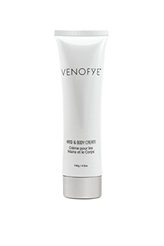 Venofye Hand Cream and Body Lotion with Shea Butter | Luxury
