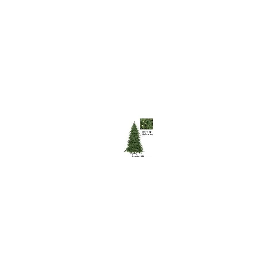 15 Pre Lit Frasier Fir Artificial Christmas Tree & Stand   Clea