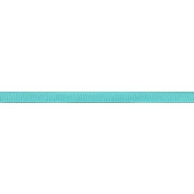 Offray Single Face Satin Ribbon, 3/8-Inch by 20-Yard, Diamond Blue
