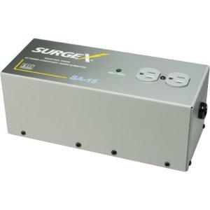 Surgex Sa-15 - Surge Suppressor - Ac 120 V - 2 Output Connector(s)