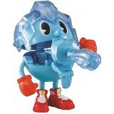 "Pac-Man Ghost Grabbin 4"" Action Figure, Ice Pac"