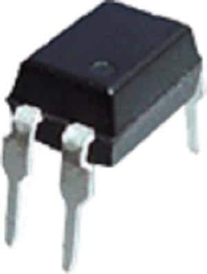 Transistor Output Optocouplers Optocoupler, Pack of 100 (LTV-815M)