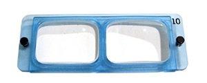Donegan Lens, Replacement For Opti Visor, 3.5X Magnification